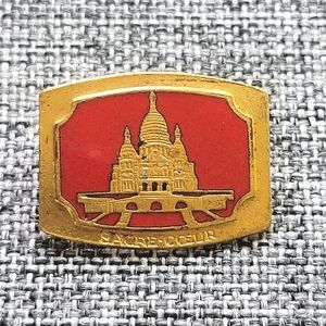 Vintage French Brooch Pin